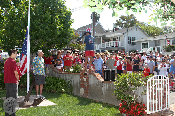 4th of July on Brooks St