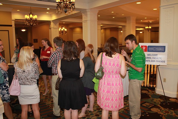 2012 MSHP Pharmacy Reception