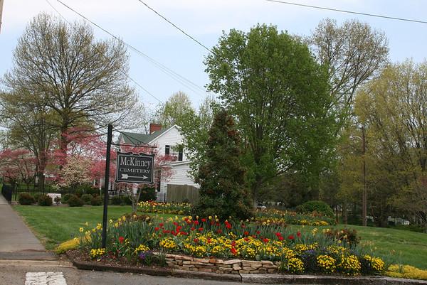 Spring Photos of Rogersville