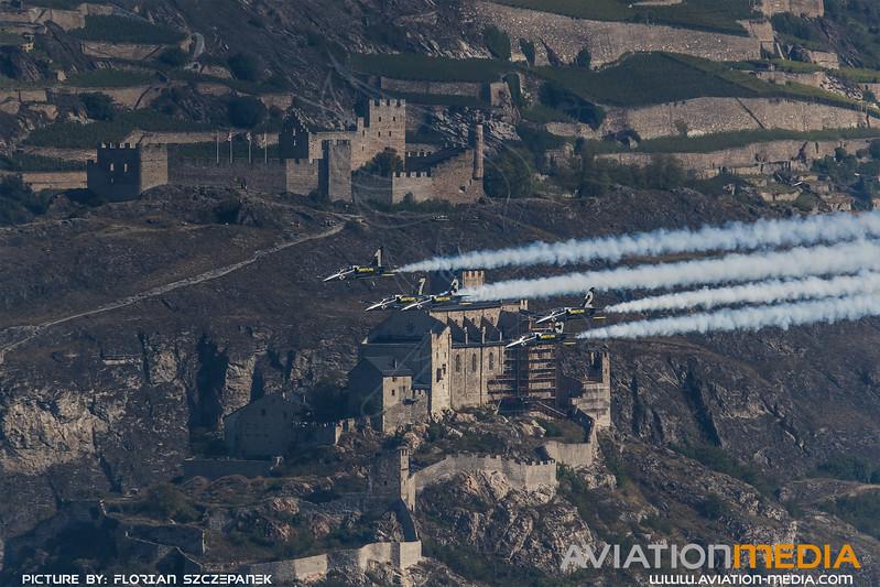 Breitling Jet Team / Aero L-39 Albatros / Breitling Jet Team Livery