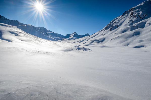 Oberalp Pass - Pass Maighels - Andermatt (2020-12-18)