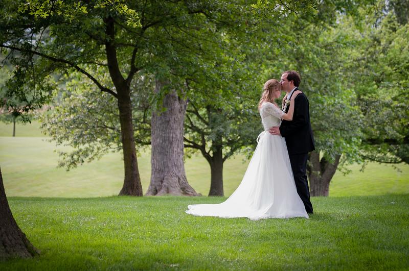Maria and Adam Wedding Day