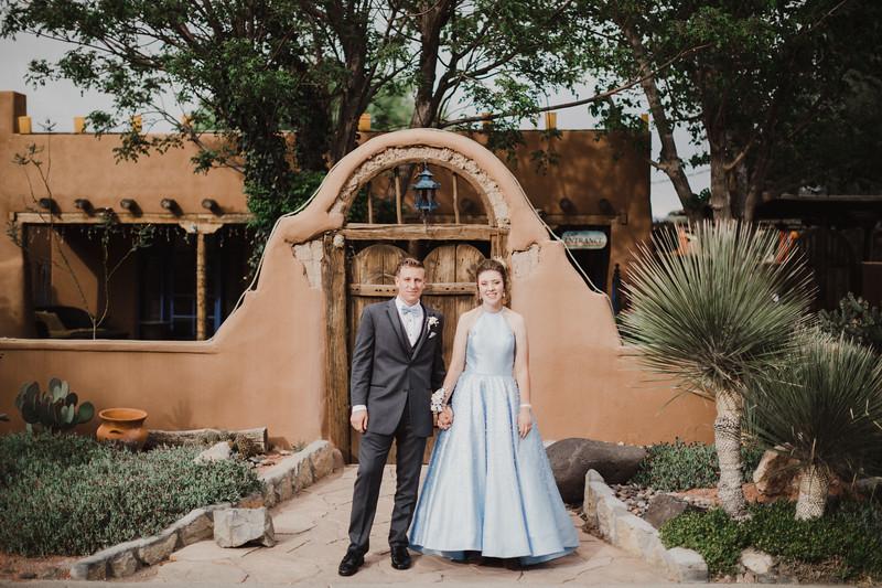 Carson & Bailey + Prom 2019