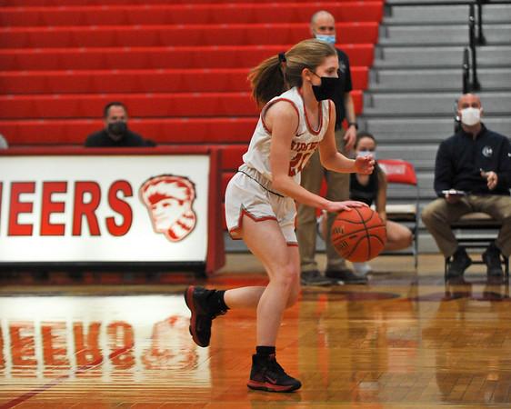 Kirkwood Varsity Girls Basketball 2/17/21