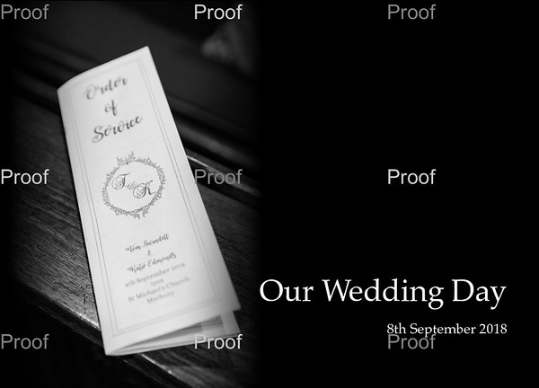 Katie and Tom Wedding Book 2