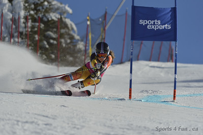 FIS-GS-Tremblant December 20th 2014 Women