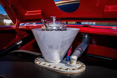 Trunk - Fuel Tank