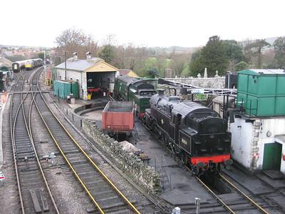 Swanage Railway 2013