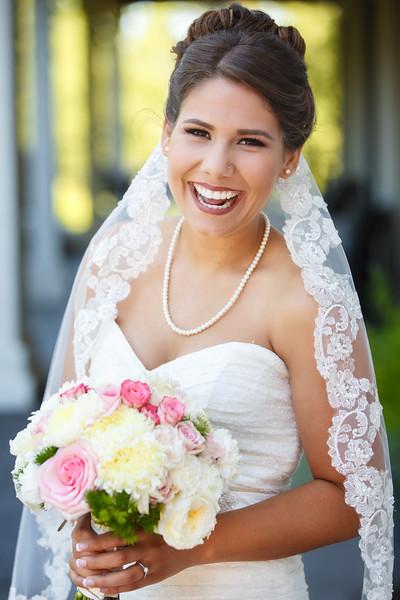 Breana & Dominic - Bride and Bridesmaid's Portraits