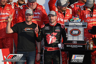 NASCAR Experience 300 @ Daytona Int'l Speedway - 2/16/19 - Rob Sweeten