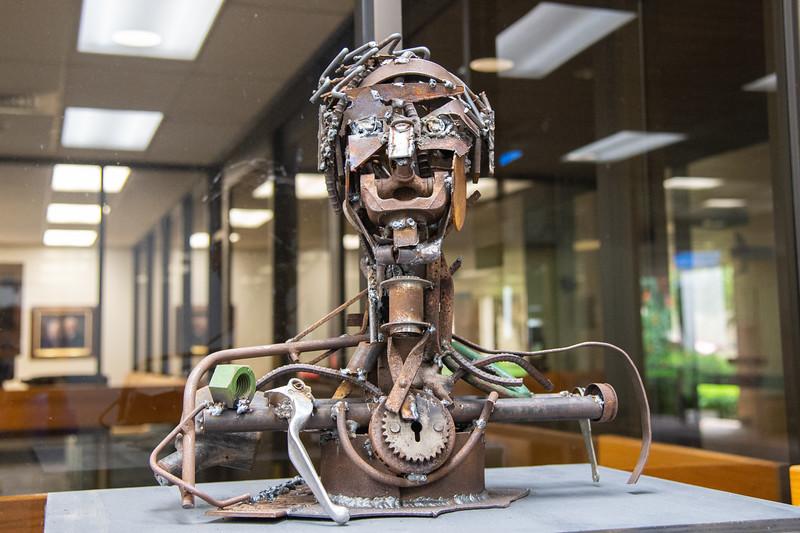 Head Sculpture