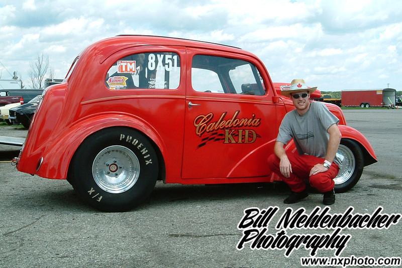 2005 August 21 Drag Racing Cayuga, Ontario
