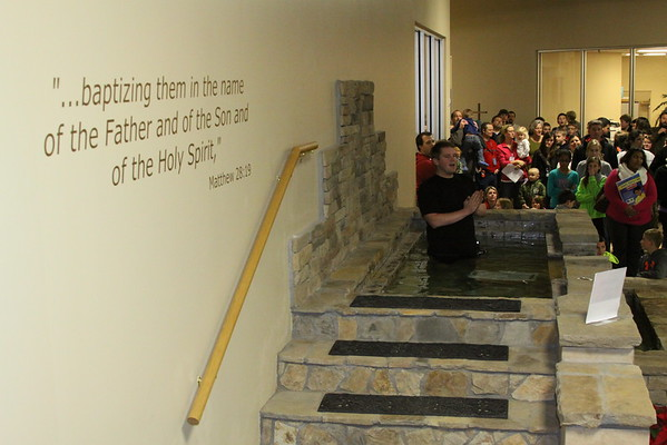 Baptism 1-7-15