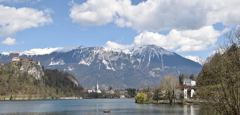 Bled and Ljubljana, Slovenia