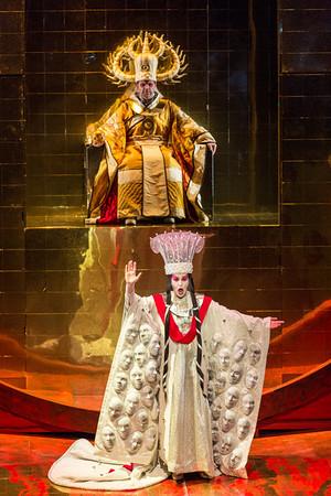 Turandot Utah Opera March 2014