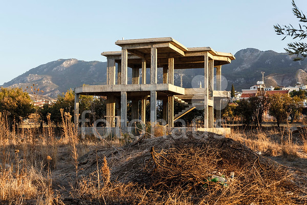 The Procurement of Paradise - Northern Cyprus Unfinished Construction Projects