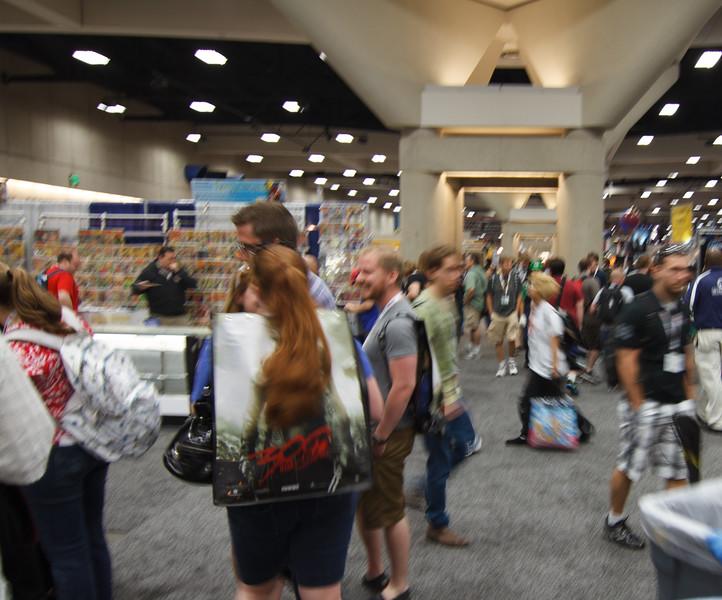 Convention Floor