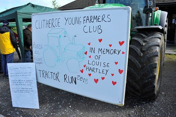 Clitheroe YFC Tractor Run May 2018 (free downloads to YFC)