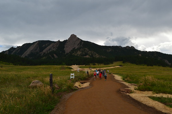 Boulder CO scenery