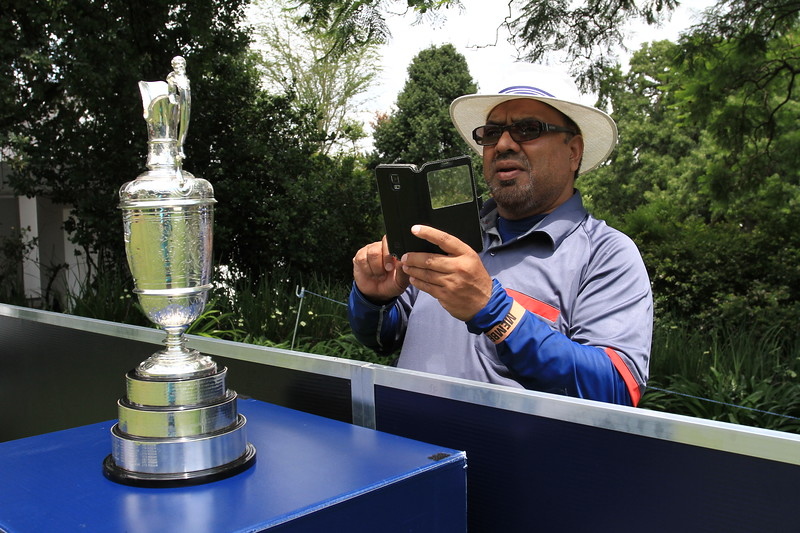 Joburg Open - The Open Qualifying