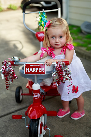 Harper 2 Years Old
