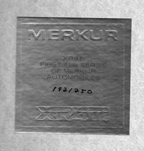 Ford Sierra / Merkur