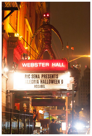 Alegria Halloween - New York, NY