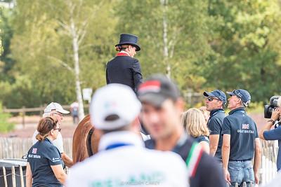 2019-08-29 Longines FEI European Championships Luhmuhlen