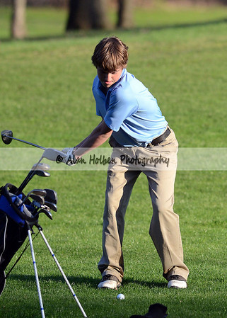 Boys Golf - Lansing Catholic at Mason - April 29