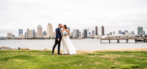 Burgess / Palmer Wedding