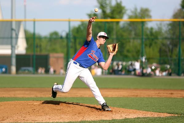 STAB baseball sweeps Fork Union 2014