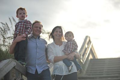 Kori and family