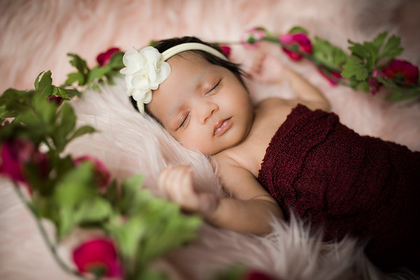 Baby Aarya PS