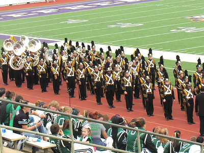 Timpson High School Band earns all First Division Ratings At UIL Marching Contest