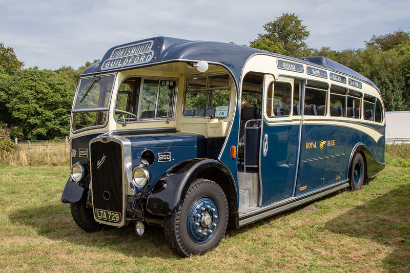 LTA729 Western National 1250
