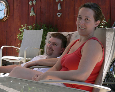 2006 Young Family Poolside