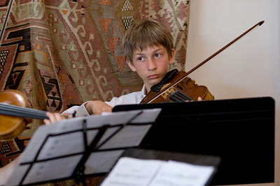 Sunday Young Composer's at Strings