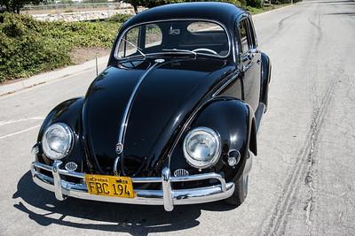 VW resto 56 black
