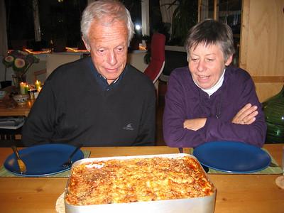 20081101 Jan & Jeannette over for dinner