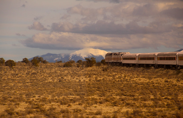 The Grand Canyon Railway Experience