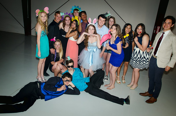 Aidan's party