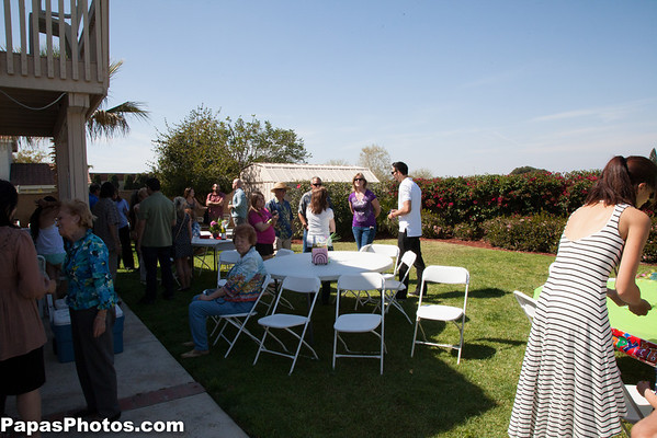 Marcelle's Party