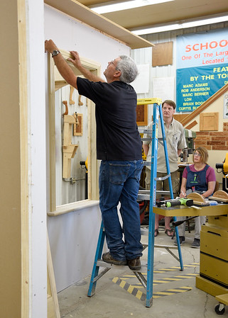 Trim Features:  Architectural Woodworking for the Home with Gary Striegler