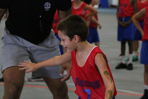 Basketball School - Day 2