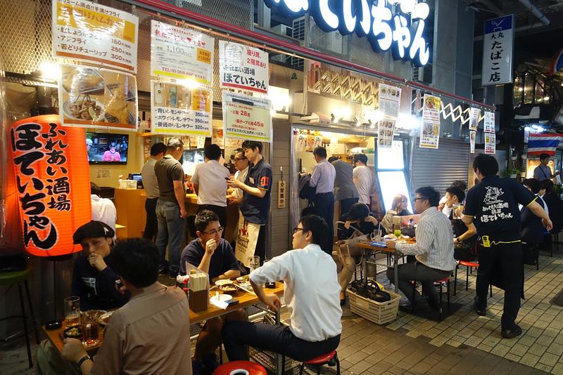 Izakaya restaurant in Ueno. Editorial credit: TokyoVideoStock / Shutterstock.com