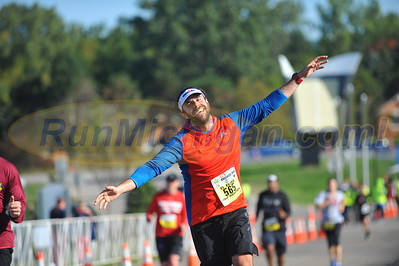 Finish Gallery 1 - 2016 HAP Brooksie Way Half Marathon