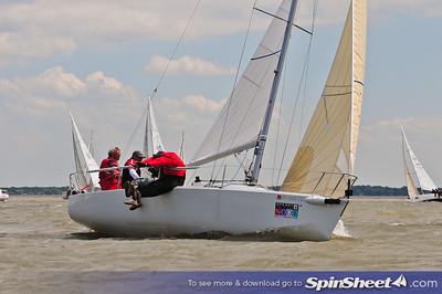 2011 Annapolis NOOD - Fleet 3