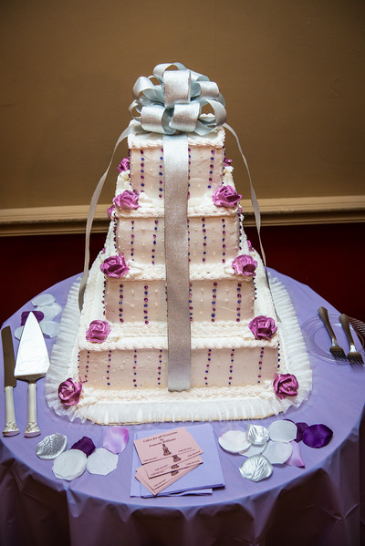 Wedding Reception for Darryl & Nichelle McFarlin