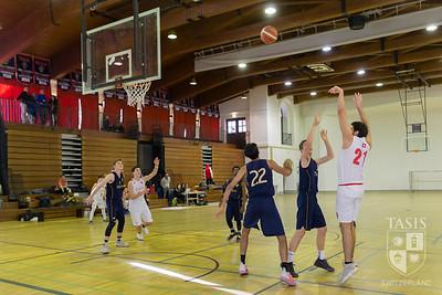 TASIS Hosts the 2019 ISSL Varsity Boys Basketball Tournament