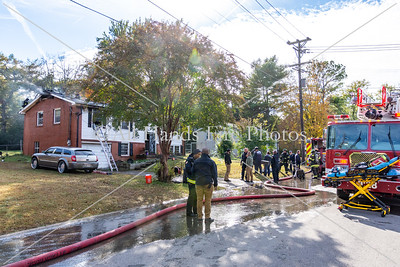 20191104 - Hermitage - House Fire